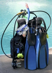 Scuba Dive Equipment
